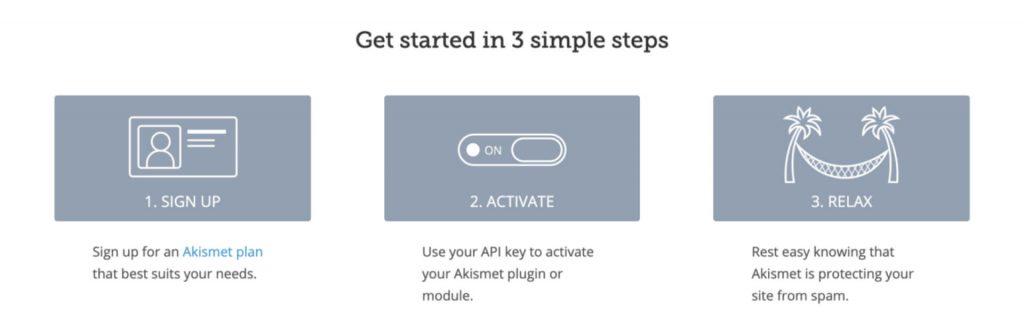 Akismet Anti-Spam 三步驟完成設定-IrvingLab 爾文實驗室